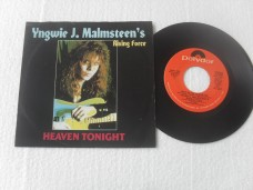 YNGWIE MALMSTEEN - HEAVEN TONIGHT (COMPACTO 7'')